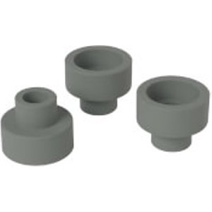 Blomus Trio Candle & Tealight Holder - Set Of 3 - Agave Green 65785 Home Accessories