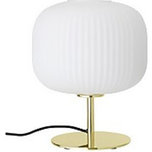 Bloomingville Metal Table Lamp - Gold 82044139 Home Accessories