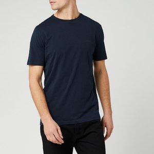 Boss Casual Men's Trust T-shirt - Dark Blue - M 50415523 404 Mens Tops, Blue