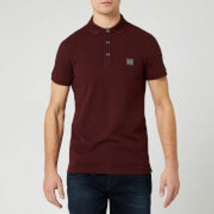 Boss Men's Passenger Polo Shirt - Red - S 10193126 Mens Tops, Red