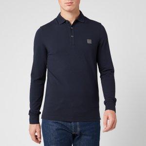 Boss Men's Passerby Polo Shirt - Dark Blue - Xxl 50387465 404 Mens Tops, Blue