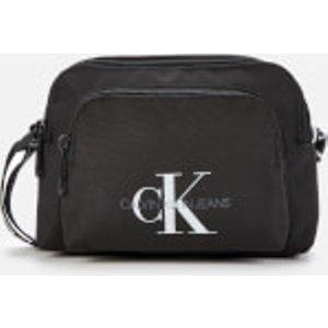 Calvin Klein Jeans Women's Nylon Camera Bag - Black K60k606868bds Womens Accessories, Black