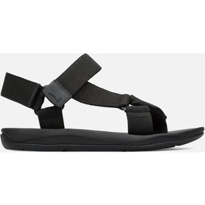 Camper Men's Webbing Sandals - Black - Uk 7 K100539 001 Mens Footwear, Black