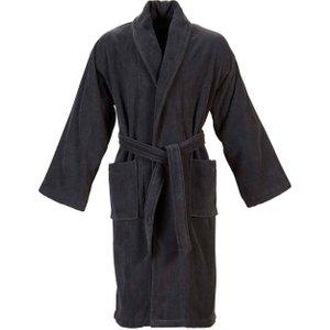 Christy Supreme Robe - Graphite - S - Grey 120006573411509000 Womens Underwear, Grey