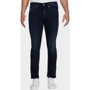 Ck Jeans Men's Skinny Jeans - Blue Black - W34/l30 J30j3146251bj Mens Trousers, Blue