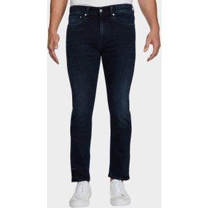 Ck Jeans Men's Skinny Jeans - Blue Black - W34/l34 J30j3146251bj Mens Trousers, Blue