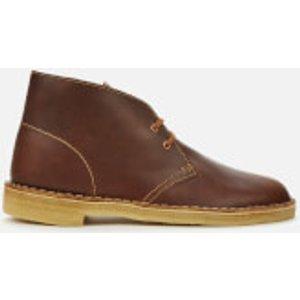 Clarks Originals Men's Leather Desert Boots - Tan - Uk 11 26148539 Mens Footwear, Tan