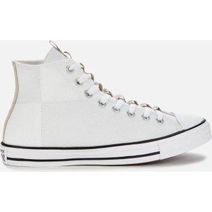 Converse Men's Chuck Taylor All Star Alt Exploration Hi-top Trainers - White/string/black  170131c Mens Footwear, White
