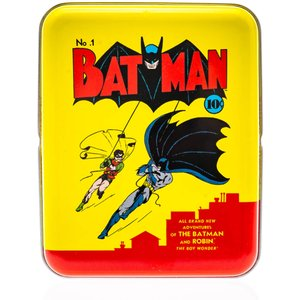 Dc Batman Collector Playing Cards & Tin In Yellow 108227928 Games, Puzzles & Learning
