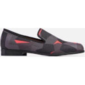 Duke + Dexter Men's Duke Volt Loafers - Camo - Uk 7 Voltcamo Mens Footwear, Grey