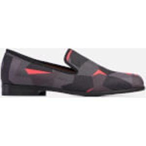 Duke + Dexter Men's Duke Volt Loafers - Camo - Uk 8 Voltcamo Mens Footwear, Grey