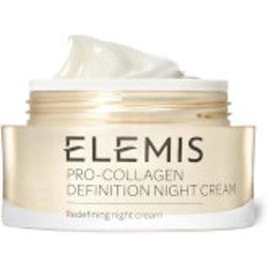 Elemis Pro-definition Night Cream 50ml 233 Skincare