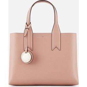 Emporio Armani Women's Frida Mini Tote Bag - Nude Y3d153 85185 Womens Accessories, Light Pink