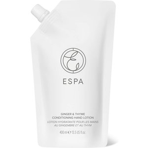 Espa Essentials Conditioning Hand Lotion 400ml - Ginger And Thyme Espagat7 Bodycare & Fitness
