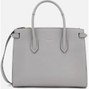 Furla Women's Pin Small Tote Bag - Grey 977682 Kjn Womens Accessories
