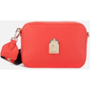 Furla Women's Sleek Mini Cross Body Bag - Red 1057282 P73 Womens Accessories, Red