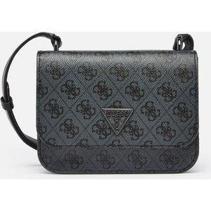Guess Women's Noelle Mini Cross Body Bag - Coal Hwbm78 79780 Coa Womens Accessories, Coal