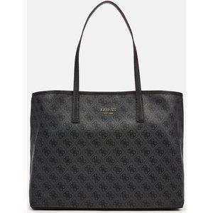 Guess Women's Vikky Large Tote Bag - Coal Hwsg69 95240 Coa Womens Accessories, Grey