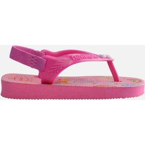 Havaianas Toddlers' Peppa Pig Flip Flops - Pink Flux - Uk 6 Toddler 4145980.578 Childrens Footwear, Pink