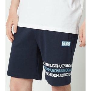 Hugo Men's Dakumi Jersey Shorts - Dark Blue - L 50448857 405 Mens Clothing, Blue