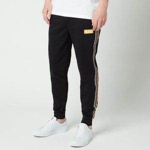 Hugo Men's Donburi Jersey Joggers - Black - L 50448848 001 Mens Clothing, Black