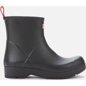 Hunter Men's Original Play Short Boots - Black - Uk 9 Mfs9088rma Blk Mens Footwear, Black