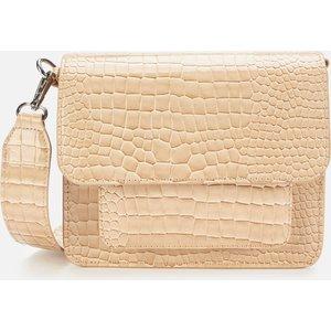 Hvisk Women's Cayman Pocket Cross Body Bag - Light Beige H1771 Womens Accessories, Beige