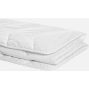 In Homeware Baby Anti-allergy Duvet - White (4 Tog) - Cotbed 323 House Accessories