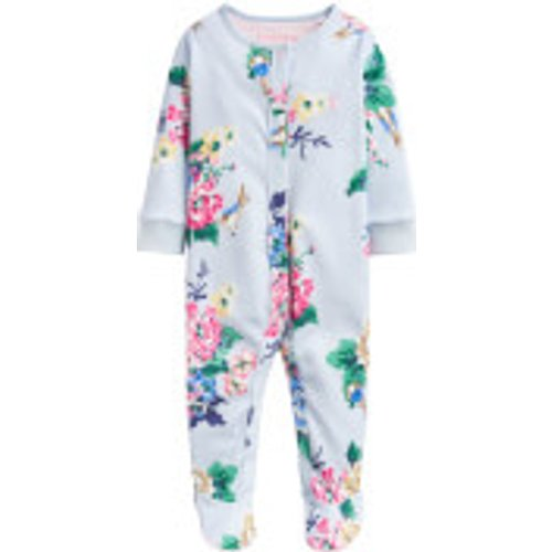 Joules Baby Razamataz Official Peter Rabbit Collection Printed Babygrow - 3-6 Months 205234 Ltblurabfl Baby Clothes, Blue