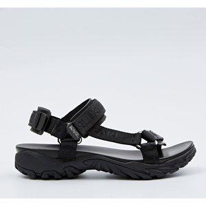 Karl Lagerfeld Men's Volt Aktiv Karl Strap Run Sandals - Black - Uk 9 Kl70405 400 Mens Footwear, Black