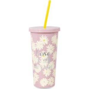 Kate Spade Love Is All Around Insulated Tumbler 195833 Home Accessories