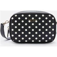 Kate Spade New York Women's Minnie Mouse/lady Dot Medium Camera Bag - Black Multi Pxr00255 098 Womens Accessories, Black