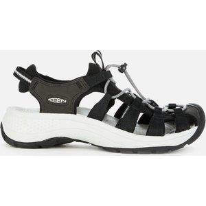 Keen Women's Astoria West Sandals - Black/grey - Uk 7 1023594 Mens Footwear, Black