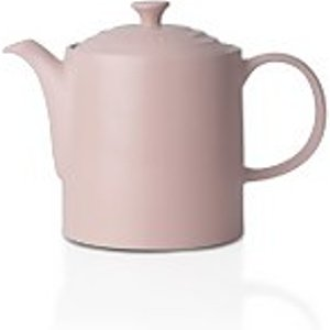Le Creuset Stoneware Grand Teapot - Chiffon Pink 70703134010000 Kitchen, Pink