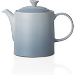 Le Creuset Stoneware Grand Teapot - Coastal Blue 70703134200000 Kitchen, Blue