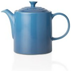 Le Creuset Stoneware Grand Teapot - Marine 70703135360000 Kitchen, Blue