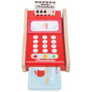 Le Toy Van Honeybake Card Machine Tv320 Toys, Multi