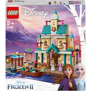 Lego Disney Frozen Ii: Arendelle Castle Village Toy (41167) Creative & Construction