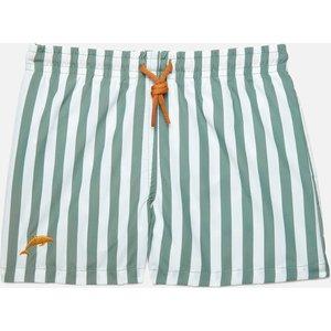 Liewood Boys' Duke Board Shorts - Peppermint/white -  2- 3 Years Lw14118 Childrens Clothing, Multi