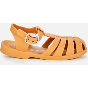 Liewood Bre Sandals - Mustard - Uk 10 Kids Lw14182 Childrens Footwear, Orange