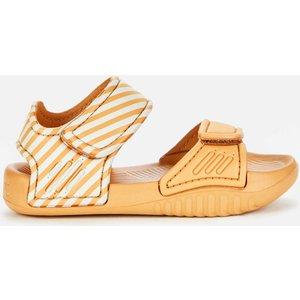 Liewood Girls' Blumer Sandals - Mustard/sandy - Uk 8.5 Toddler Lw14167 Childrens Footwear, Orange