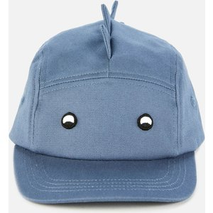 Liewood Rory Cap - Dino Blue Wave - 3-4 Years Lw14160 Childrens Clothing, Blue