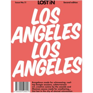 Lost In: Los Angeles 11 Books, Red
