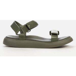 Melissa Women's Papete Essential Sandals - Khaki - Uk 8 33303 50607 Mens Footwear, Green
