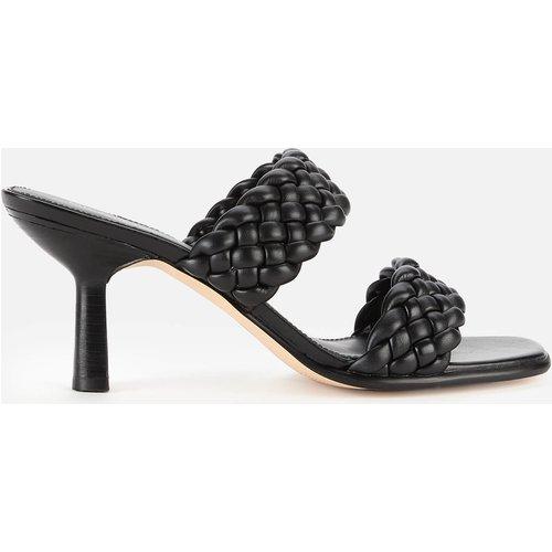 Michael Michael Kors Women's Amelia Leather Heeled Mules - Black - Uk 3 40s1ammp3l Mens Footwear, Black