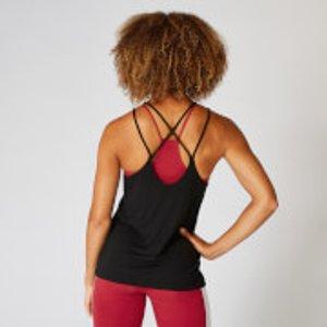 Mp Flow Vest - Black - S Mpw280black Mens Sportswear, Black