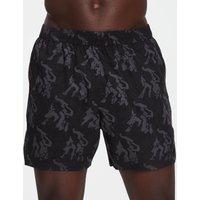 Mp Men's Adapt Camo Shorts- Black Camo - L Mpm535blackcamo Mens Sportswear, Black