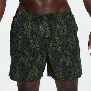 Mp Men's Adapt Camo Shorts- Green Camo - S Mpm535greencamo Mens Sportswear, Green