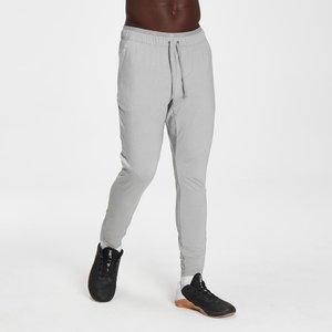 Mp Men's Adapt Joggers- Storm Grey Marl - L Mpm534stormgreymarl Mens Sportswear, Grey