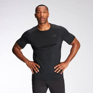 Mp Men's Agility Short Sleeve T-shirt - Black - Xs Mpm556black Mens Sportswear, Black